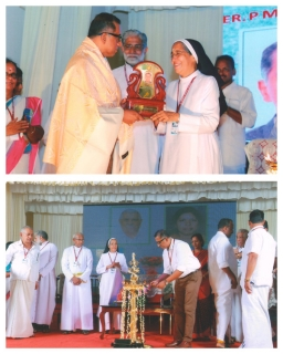 Choondal Doctors Quarters Blessing Function