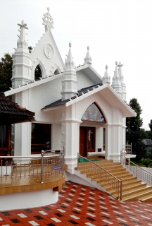 Adoration Chapel for St. Mary's Forane Church , Athirampuzha