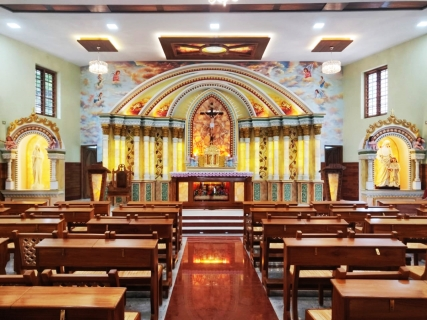 St. Anne's Generalate ,  Bangalore - Inauguration ceremony